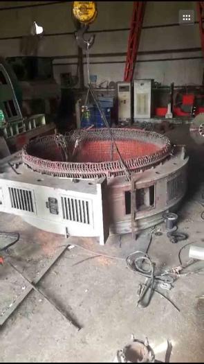 贵州电机维修案例
