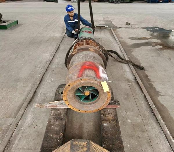1140V水泵维修深井泵维修